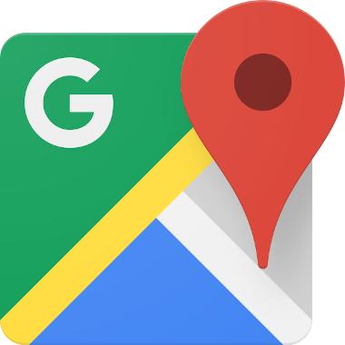 Raggiungici con Google Maps