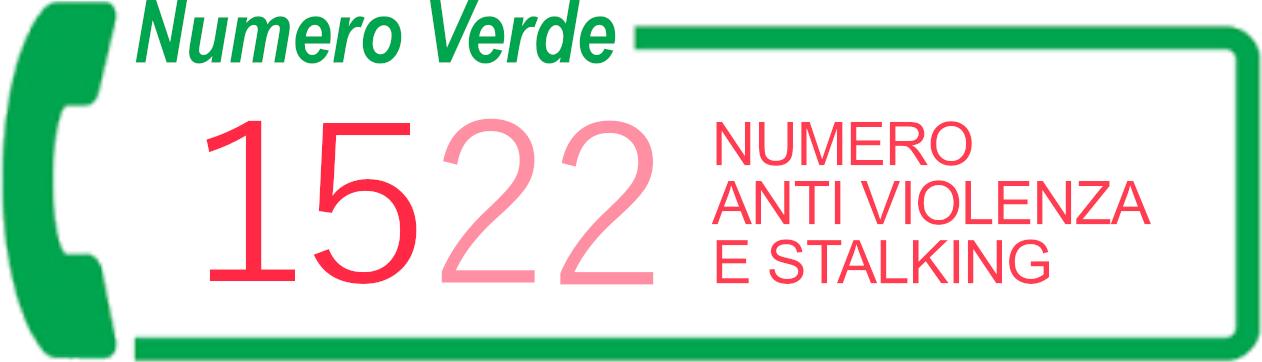 Numero gratuito 1522
