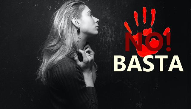 No alla violenza! 25 Novembre
